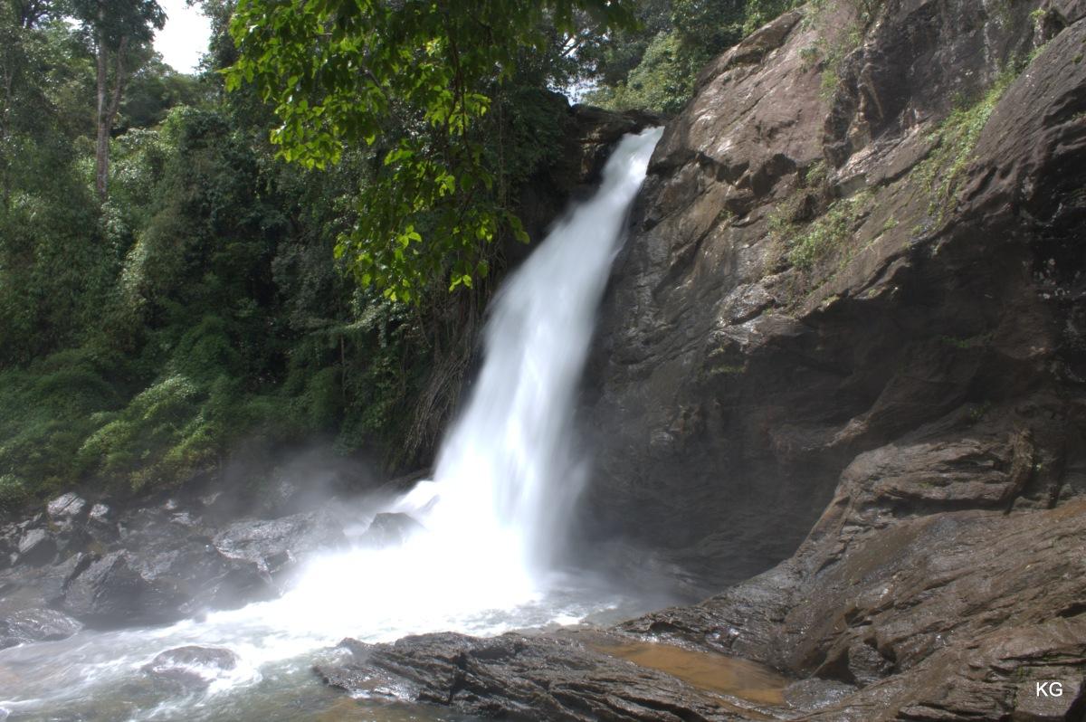 'C' took this milky shot of Soochipara Falls