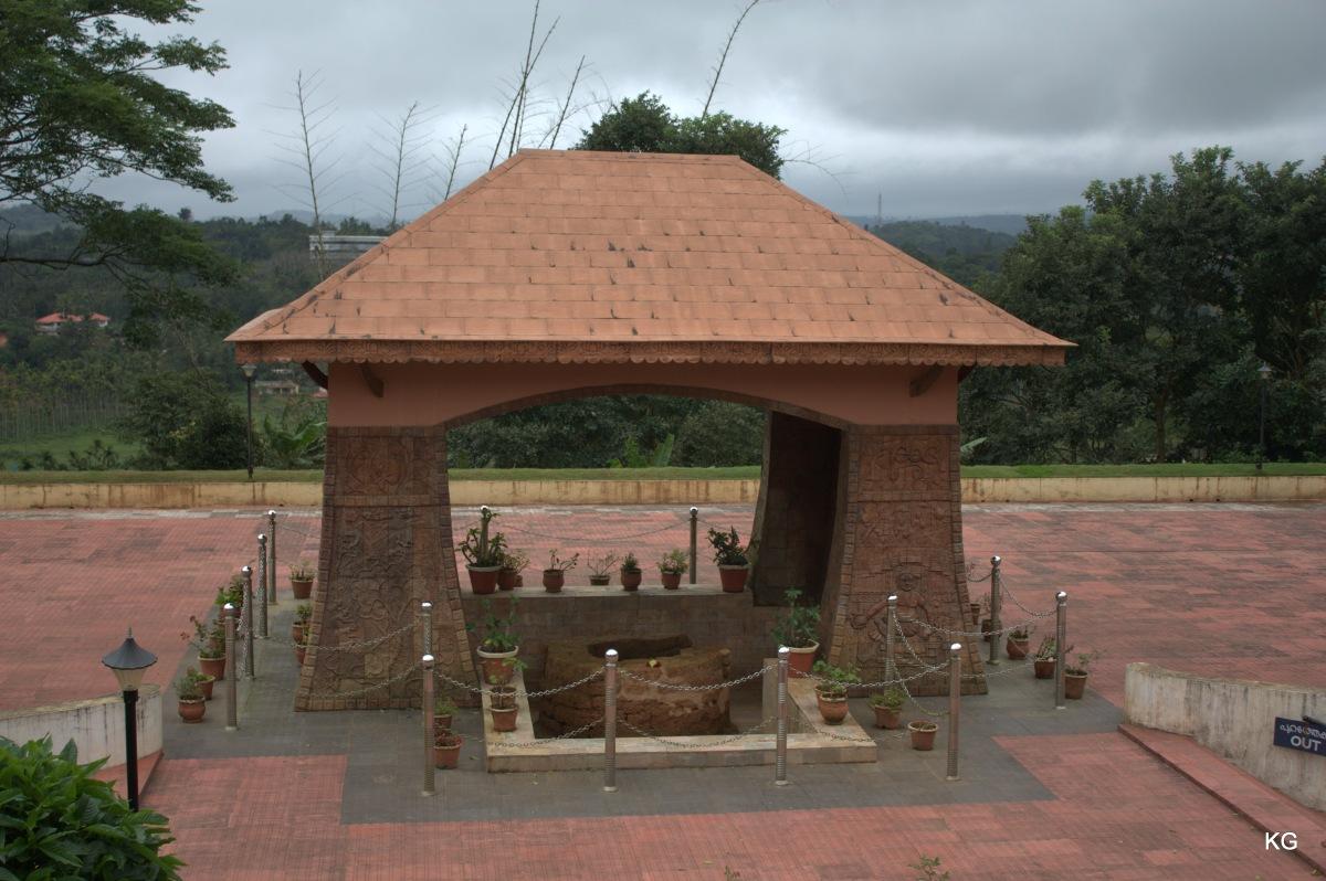 Pazhassi Raja Tomb or Memorial