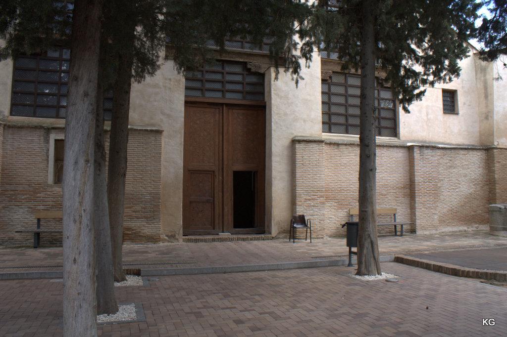 Synagogue de Santa María la Blanca